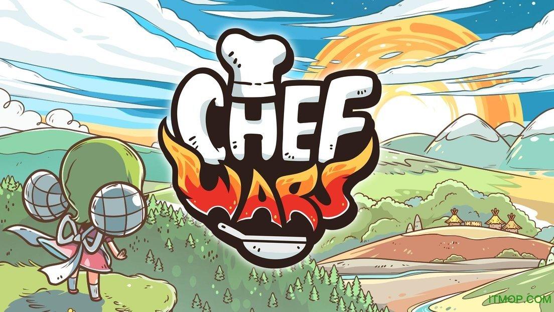 �N神之��h化破解版(Chef Wars)