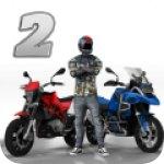 摩托车赛2内购破解版(MotoTrafficRace2)
