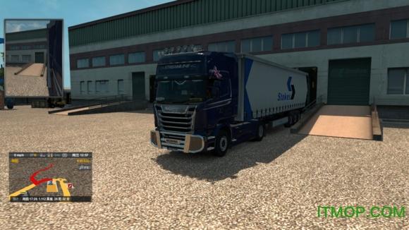 欧洲卡车模拟2中文联机版 官网免费版 0