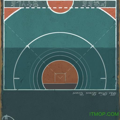街头篮球c专用辅助线 完整版 0