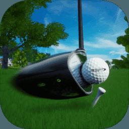 完美挥杆高尔夫游戏
