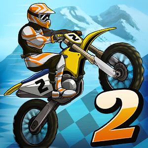 疯狂摩托车技2(Mad Skills Motocross 2)