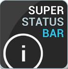 超级状态栏中文版(Super Status Bar)