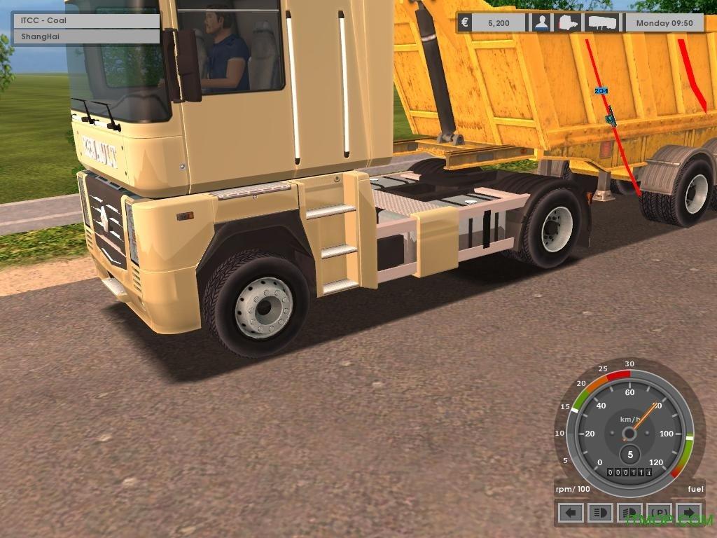 德国卡车模拟手机游戏 v1.0 安卓版0