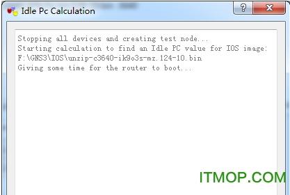 GNS3模�M���常用的思科IOS集合包免�M版