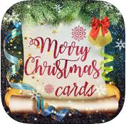 圣诞制造祝福贺卡苹果版