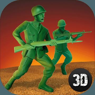 兵人战争射手内购破解版(Army Men Toy War Shooter)