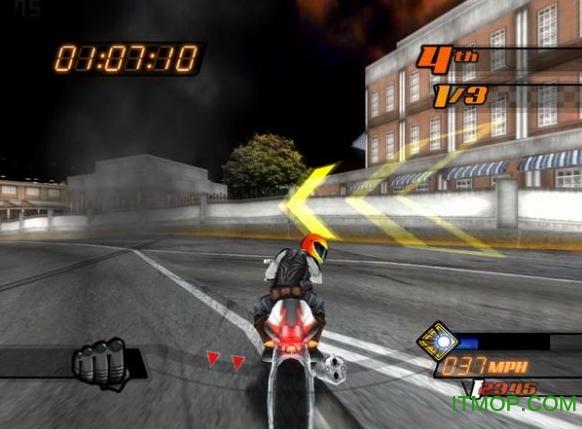 暴力摩托2012中文版 硬盘版 1
