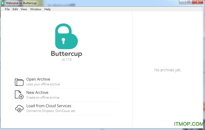 Buttercup(密码管理软件) v2.0.0 绿色版 0