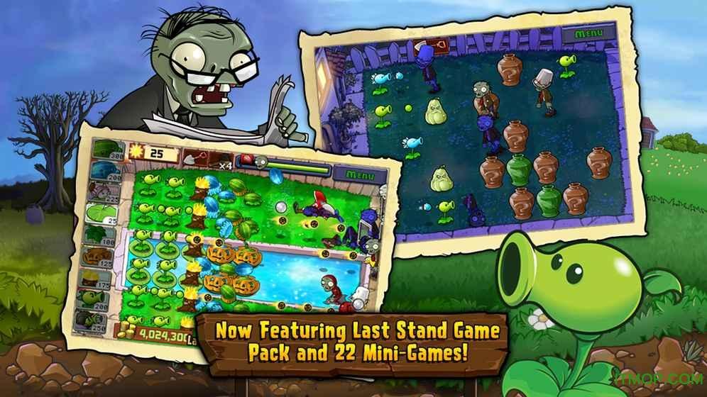 植物大战僵尸最初版(Plants vs.Zombies) v2.9.08 安卓官方正版 0