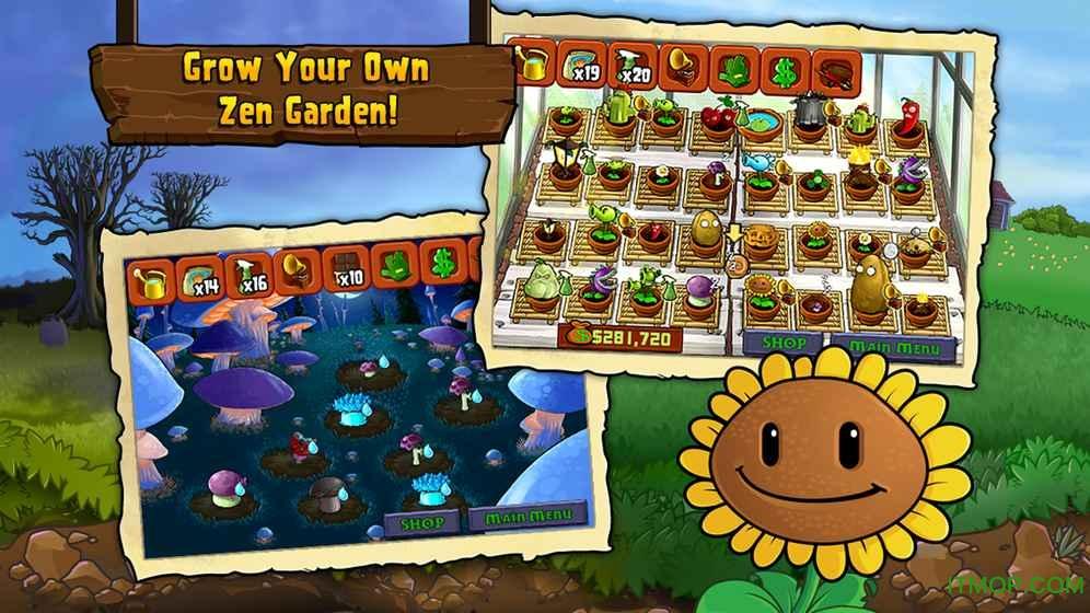 植物大战僵尸最初版(Plants vs.Zombies) v2.9.08 安卓官方正版 1