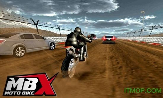 摩托车x赛车内购破解版(MOTO Bike X) v2.0 安卓无限金币解锁关卡版 1
