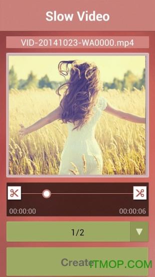 慢速视频制作 v10 安卓版3