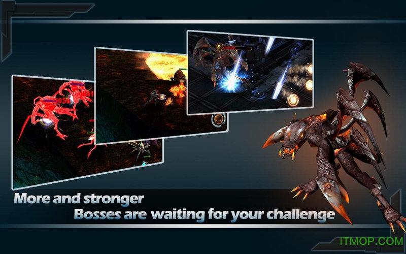 天使�统鹫咂平獍姘�(ngel Avenger 3D) v1.5 安卓版 0