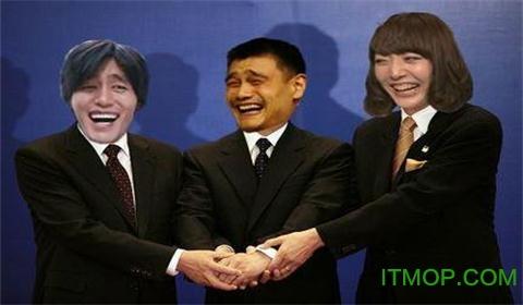 亚洲表情三巨头表情包