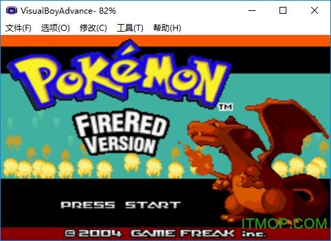 口袋妖怪火红802完美版 v3.0 中文版 0