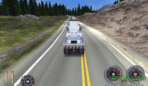 18轮大卡车极限卡车司机2中文版 免安装硬盘版 0