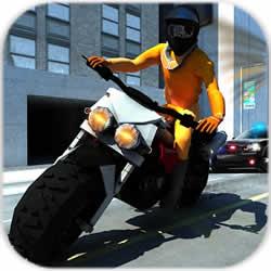 摩托越狱大逃亡无限金币钻石(Traffic Cop Bike Prison Escape)