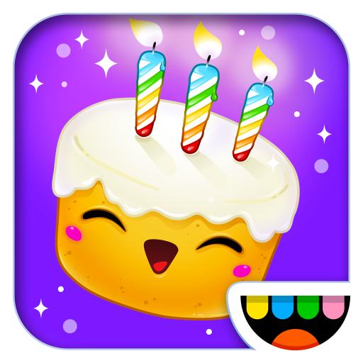 淘卡宝卡生日派对(Toca Birthday Party)