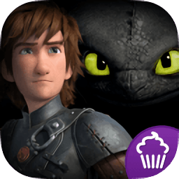 �Z��高手2中文破解版(How To Train Your Dragon 2)