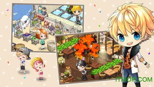 line咖啡恋人苹果版 v1.1.5 官网iphone版 1