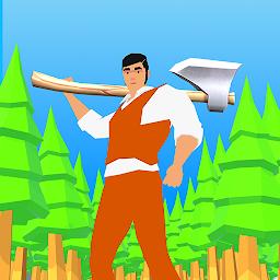 伐木大亨3d版(idle lumberjack 3d)