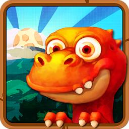 恐龙岛中文破解版(Dino Island)