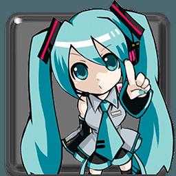 节奏电子乐初音最新破解版(Beat Beat Vocaloid Plus)