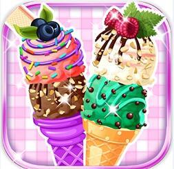 冰淇淋甜品店内购破解版