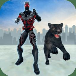 黑豹超级英雄