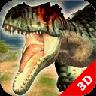 恐龙模拟器恐龙生存战3d游戏中文破解版(Allosaurus Simulator)