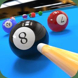 3d斯诺克桌球单机游戏