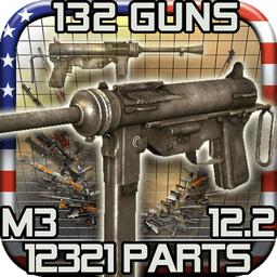 3D枪械拆解2(Gun Disasm2)全解锁中文版