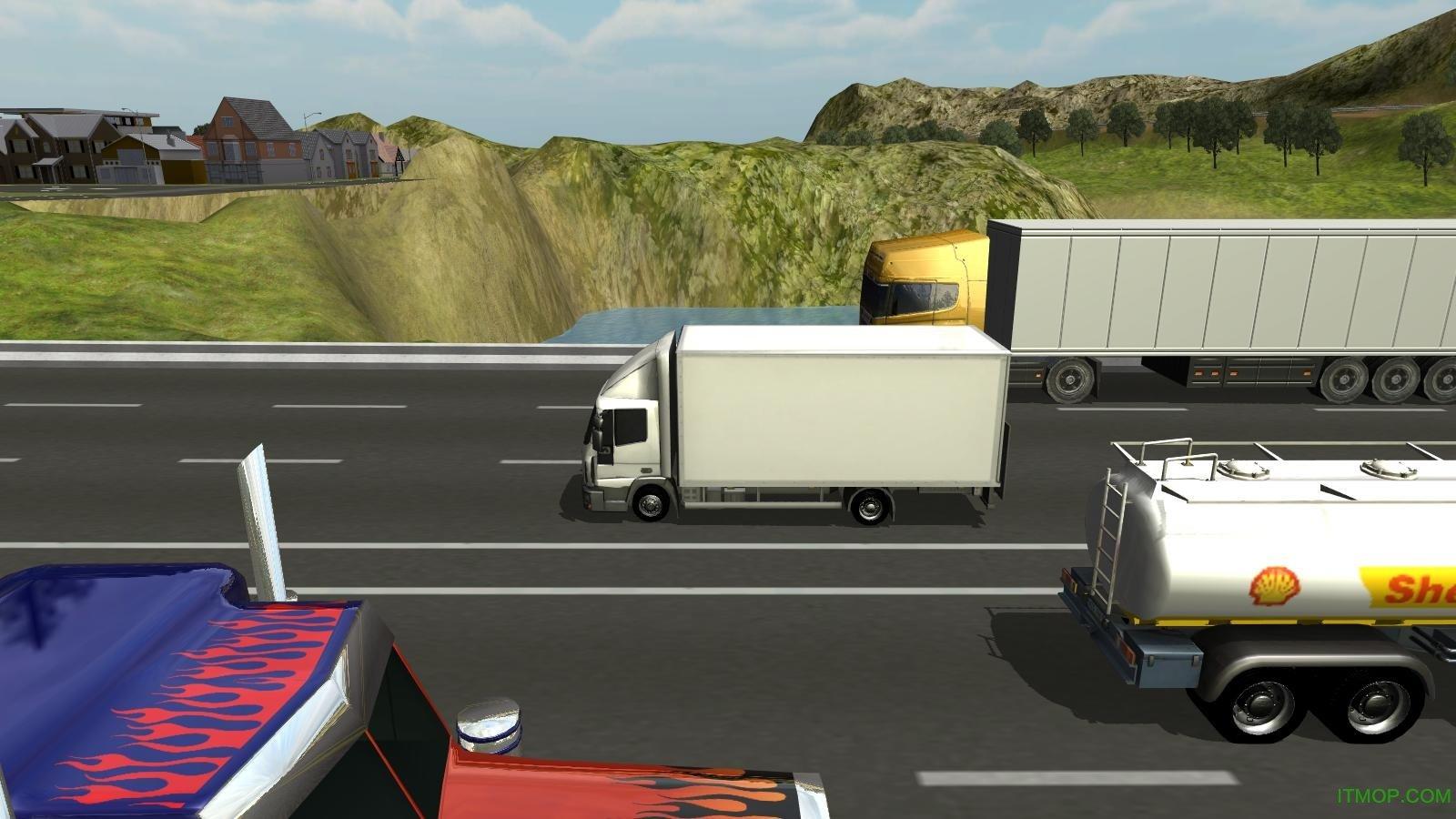 模拟卡车2014官方手机版 v3.385 安卓版3