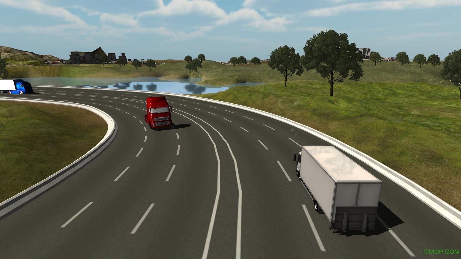模拟卡车2014官方手机版 v3.385 安卓版2