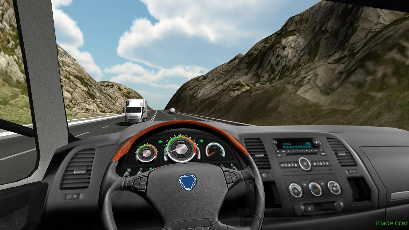 模拟卡车2014官方手机版 v3.385 安卓版1