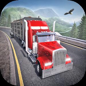卡�模�M器2016��I破解版(Truck Simulator PRO 2016)