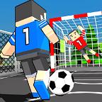方块街头足球无限金币(Cubic Street Soccer 3D)
