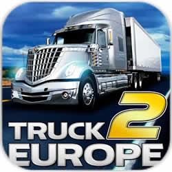 欧洲卡车模拟器2汉化版(Truck Simulator Europe 2)