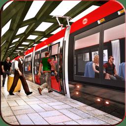 真实火车驾驶模拟器