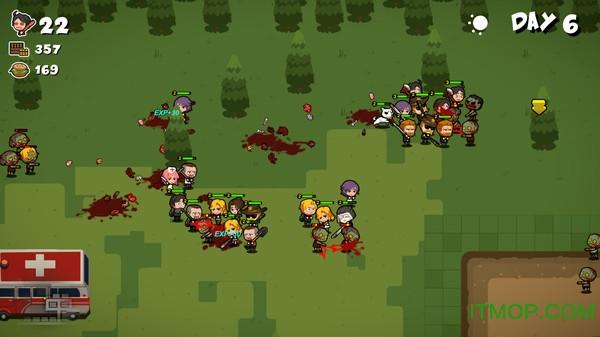 Run!ZombieFood!手游破解版 v2.0 安卓中文移植版 1