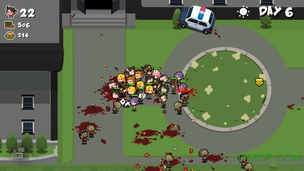 Run!ZombieFood!手游破解版 v2.0 安卓中文移植版 0
