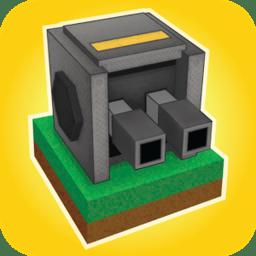 方块堡垒无限金币版