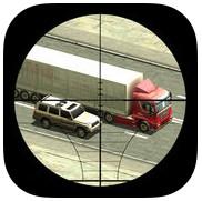 狙击手交通猎人内购破解版(Sniper:Traffic Hunter)