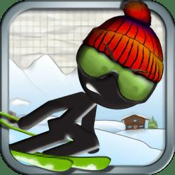 火柴人滑雪中文版