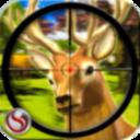 狙击手猎鹿中文破解(自动瞄准)
