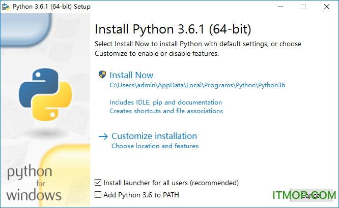 python 3.6.1