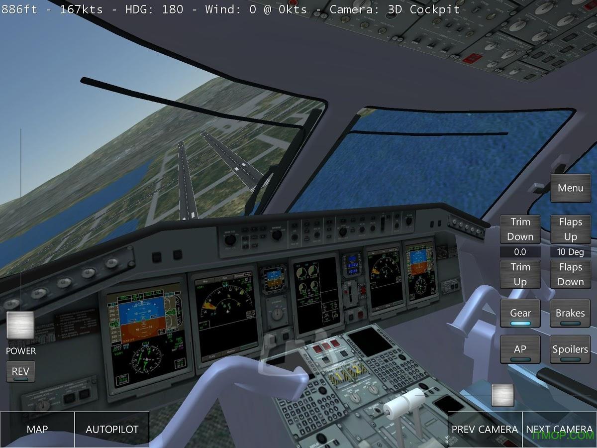 模拟飞行游戏 v17.12.0 安卓版 1