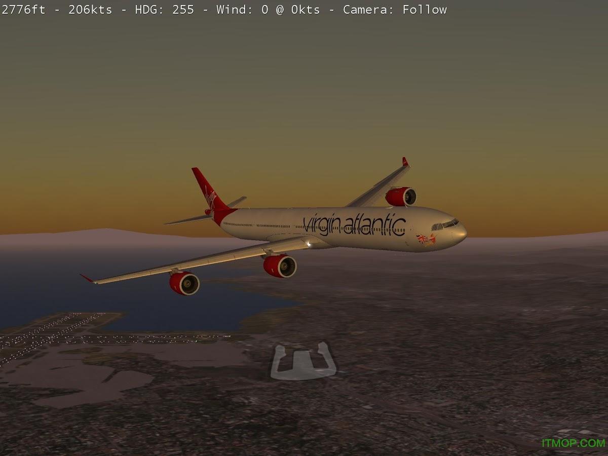 模拟飞行游戏 v17.12.0 安卓版 2