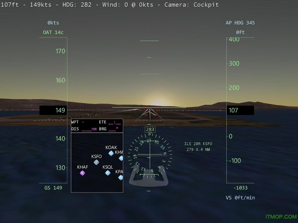 模拟飞行游戏 v17.12.0 安卓版 3